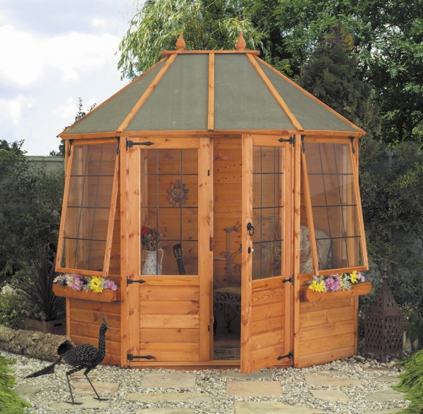 Octagonal Summerhouses Sheds4you